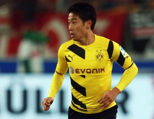 香川、CLユーヴェ戦先発へ…UEFA公式HPが予想メンバー発表
