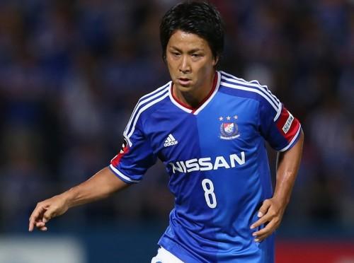 横浜FM、新シーズンの選手会長には引き続きMF中町公祐が就任