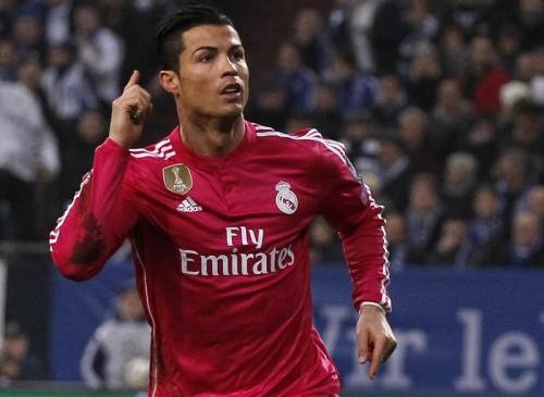 C・ロナがレアル通算290ゴール…クラブ歴代得点記録で3位タイ
