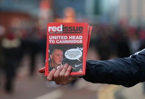 消える英国サッカー文化の灯…伝統のマンUファン主導雑誌が廃刊、創設者は怒り