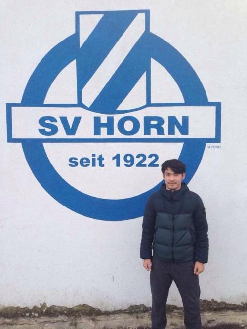 明治大学のMF矢島倫太郎がオーストリア2部SVホルンに加入