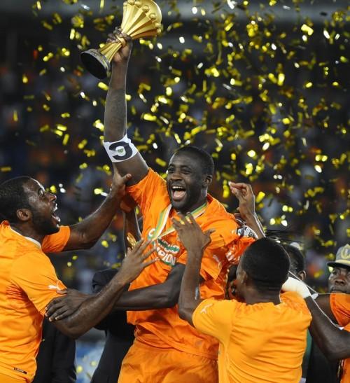 Y・トゥーレ、アフリカ杯制覇に歓喜「この瞬間を夢見ていた」