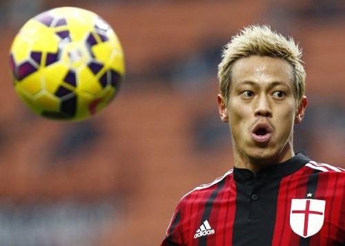 【現地記者分析】本田圭佑 背番号「10」の試練