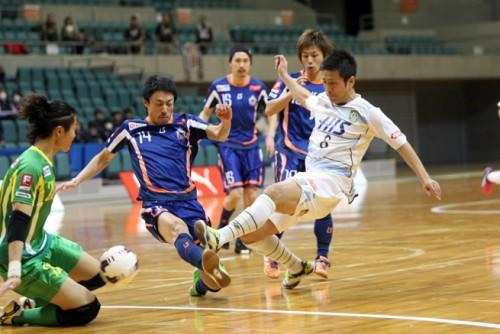 PUMA CUP 2015が開幕…緊迫の静岡会場はすみだ、府中などが順当勝利/PUMA CUP 2015