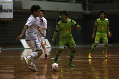"""注目の一戦で湘南が""""地域王者""""SWHに競り勝つ。すみだ、府中、神戸が決勝R進出/PUMA CUP 2015"""
