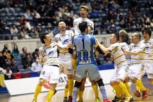 町田、浦安、神戸、名古屋が接戦の末にベスト4進出を果たす/PUMA CUP 2015