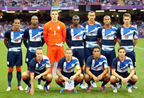 イギリス代表が復活か…ロンドンに続きリオ五輪での結成をFAが提案