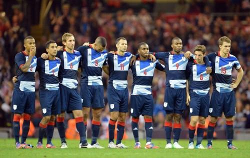 リオ五輪でのイギリス代表再結成は白紙に…賛同得られずFAが提案破棄