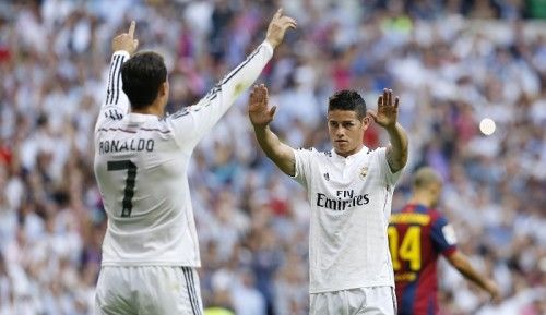 1試合平均約3得点、アウェーでもゴール量産のレアル・マドリード