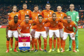 """EURO 2016 qualifying match - """"Netherlands v Latvia"""""""