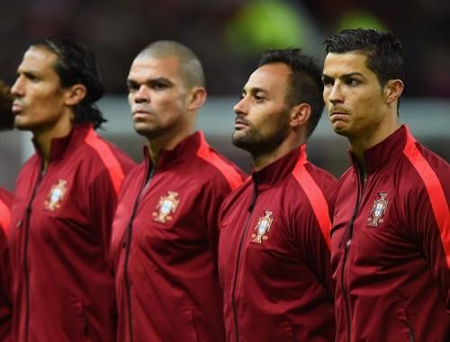 C・ロナウドやペペらが順当に選出…ポルトガル代表24名が発表