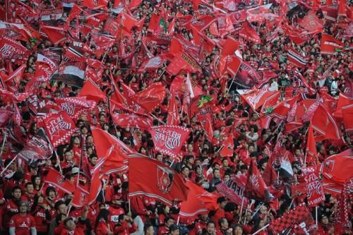 浦和が主催試合での横断幕を解禁…事前申請が必須などルールが明確化
