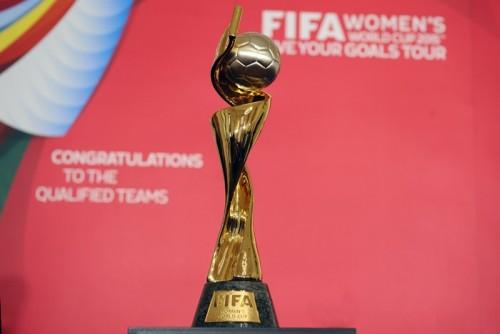 2019年の女子W杯、開催地はフランスに決定…韓国との一騎打ち制す