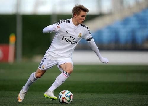 セインツ、レアルの16歳MFウーデゴーアをレンタルで獲得検討か