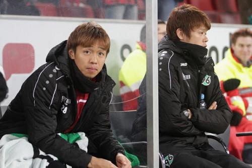 【ブンデスリーガ第24節】酒井宏、清武、大迫…試練の時を迎えた日本人選手