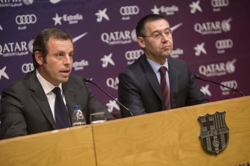 バルサ会長が裁判で主張…脱税問題の責任は「ビラノバ氏と前会長」