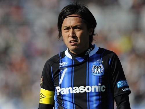 落選の遠藤、日本代表復帰に向けて意欲「プレー次第でチャンスある」