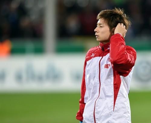 ケルン、長澤和輝が練習試合で2得点…チームの大勝に貢献