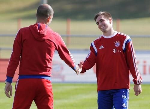 バイエルンDFラームがチーム練習に復帰…11月に右足首骨折で離脱