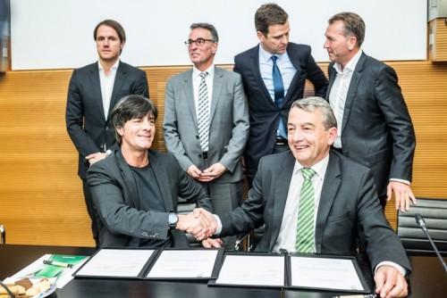 王者ドイツ、レーヴ監督との契約を2018年まで延長「実力を証明する」