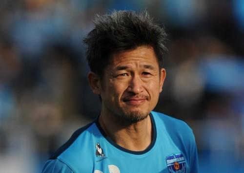 カズが再び最年長記録更新へ…C大阪戦先発で記録は48歳34日に