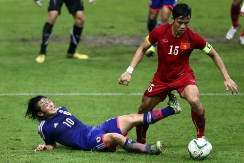 中島が2得点…U-22日本代表がベトナムに辛勝でリオ五輪予選2連勝