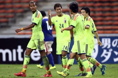 リオ五輪最終予選進出が決定…U-22日本代表が久保のゴールで3連勝