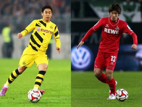 DFB杯3回戦に臨むドルト&ケルン、独誌は香川と大迫が先発と予想