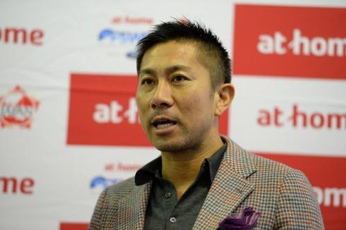 『F5WC JAPAN』の大会アンバサダー前園氏が選手を激励「僕も来年出ます!」