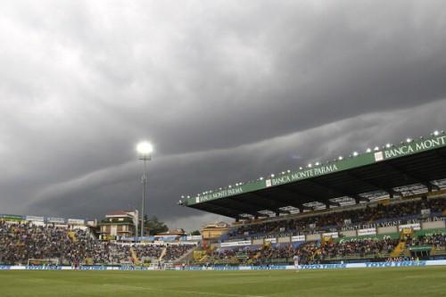 経営難のパルマ、ついにホームスタジアムの電気が止められる