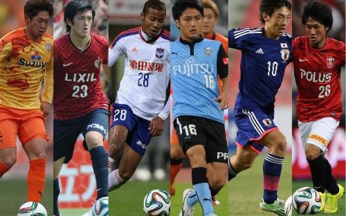 今季のJリーグ・U―22選抜登録選手発表…中島翔哉、鈴木武蔵ら213名