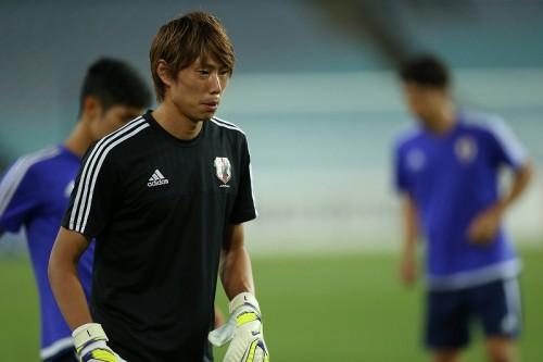 G大阪、遠藤が外れるも4名選出…GK東口「練習から常に全力で」