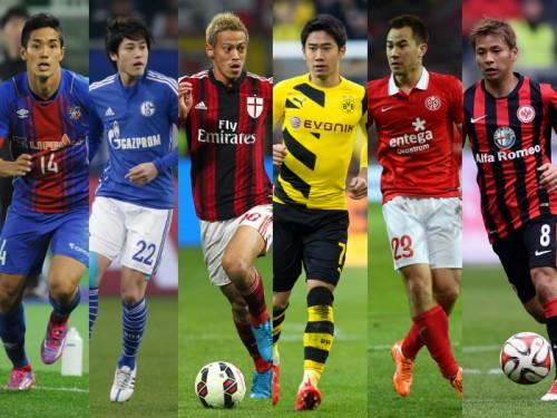 英誌、世界のベストプレーヤーに本田ら6名を選出…国内は武藤が唯一