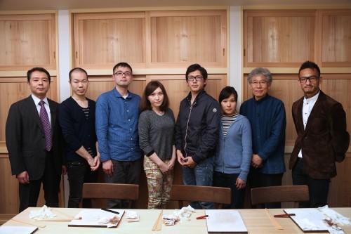 中田英寿氏が未来の「塗師」を激励「やりたいことを見つけ、それに向かって行くことが必要」