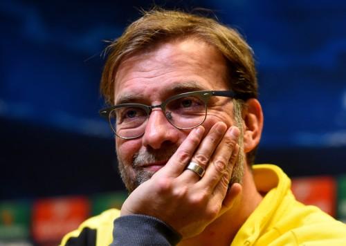 CL8強を狙うクロップ監督、ユーヴェは「勝てない相手ではない」