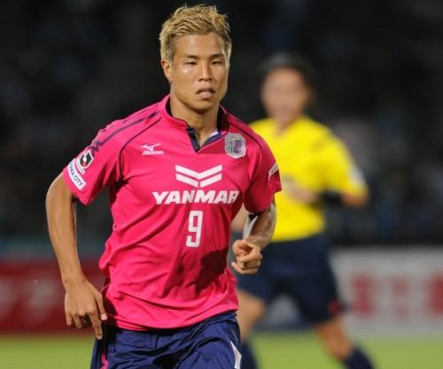 C大阪FW永井が大分に期限付き移籍「点を決めて活躍してきます」