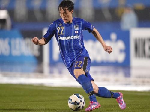 G大阪DFオ・ジェソクが負傷…左大腿ハムストリング筋膜炎