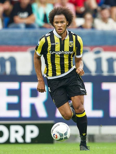 "Dutch Eredivisie - ""Willem II Tilburg v Vitesse Arnhem"""