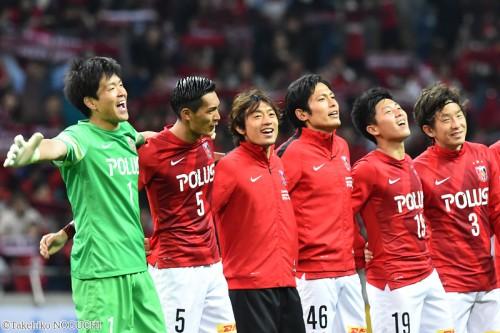 無敗の浦和が逆転勝利で単独首位、王者G大阪が2位に浮上/J1・1st第6節