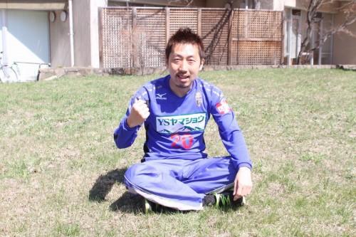田島翔が北海道リーグの十勝フェアスカイに加入「リーグ連覇、JFL昇格に貢献できるように」