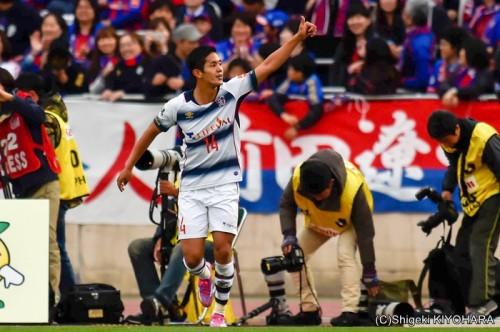 移籍報道の武藤が決勝ゴール…FC東京が2戦連続完封勝利で無敗守る