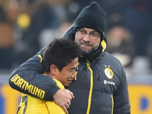 香川所属のドルトムント、今季限りでのクロップ監督の退任を発表