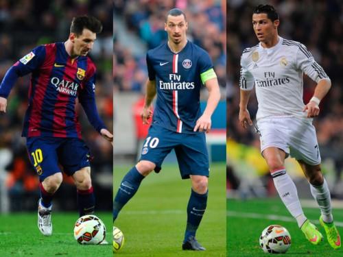 イブラ、メッシ、C・ロナで攻撃陣結成?UEFAがオールスター戦検討か