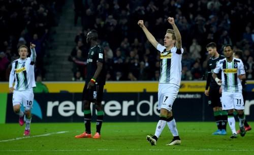 ボルシアMG、24歳MFヘアマンと契約延長…昨季は全34試合に先発出場