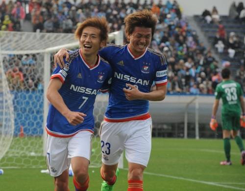 今年で3年連続…横浜FMがまたもエイプリルフールネタに兵藤を起用