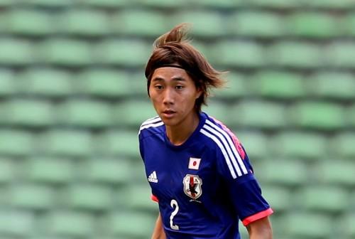 新潟のU22日本代表DF松原健が右外側半月板損傷で全治5カ月
