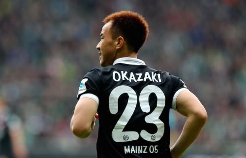 マインツ、岡崎のドイツ国内移籍を拒否…ボルシアMGの興味を一蹴