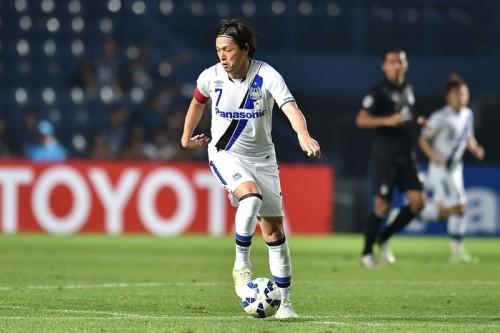 G大阪MF遠藤保仁がACL通算40試合出場達成…日本人最多記録に並ぶ