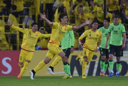 柏がACLグループ突破、日本勢で一番乗り…全北現代に競り勝ち首位決定
