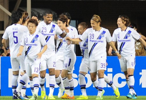 J王者の意地! G大阪が5発大勝でグループ突破争いを最終節へ持ち込む